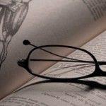 Очки и анатомический атлас